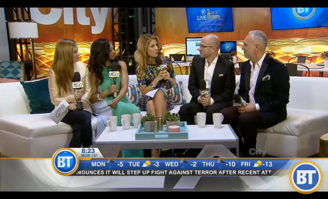 Breakfast Television Toronto — BEST Grammy Looks